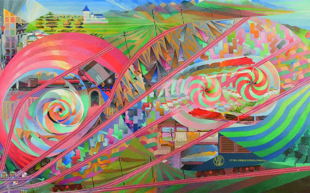 2017, une grande rétrospective Henry Valensi !